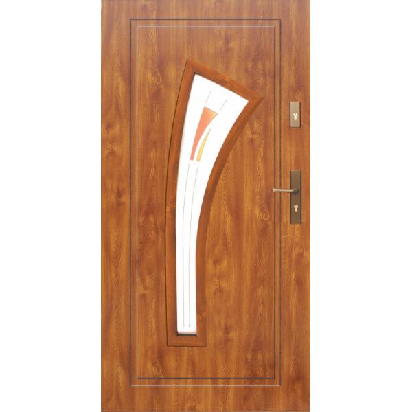 Drzwi zew. stalowe WIKĘD - WZÓR 17