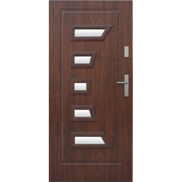 Drzwi zew. stalowe WIKĘD - WZÓR 18