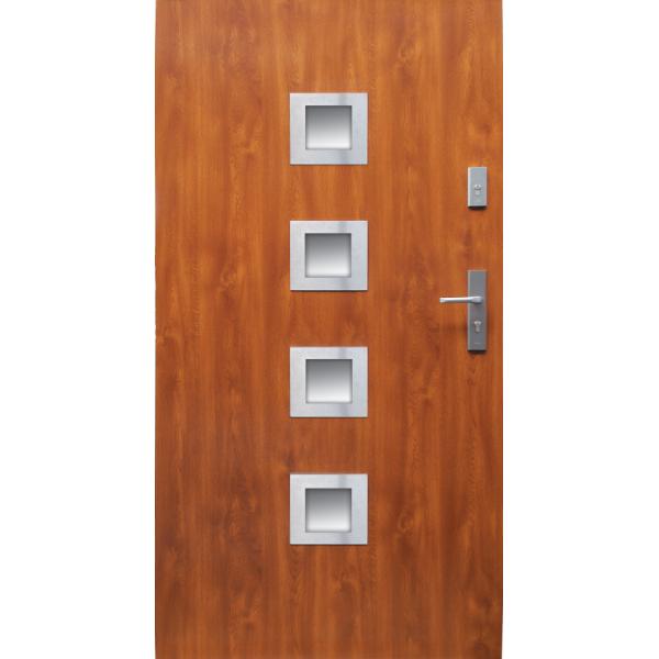 Drzwi zew. stalowe WIKĘD - WZÓR 19
