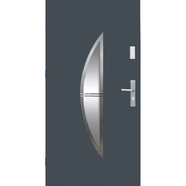 Drzwi zew. stalowe WIKĘD - WZÓR 22A