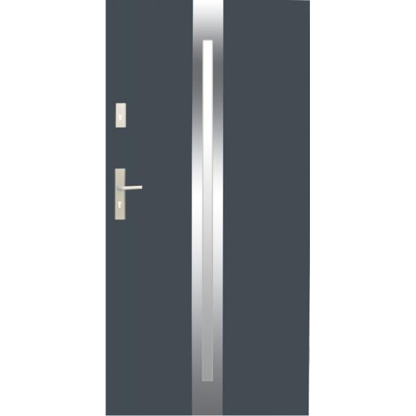 Drzwi zew. stalowe WIKĘD - WZÓR 25
