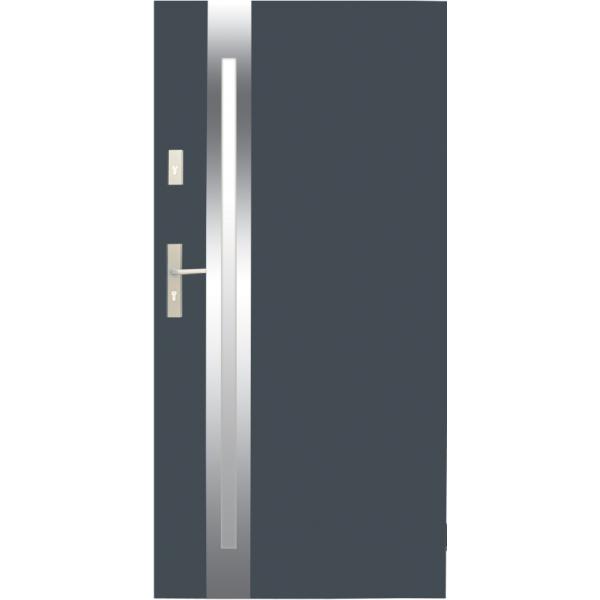 Drzwi zew. stalowe WIKĘD - WZÓR 25 A