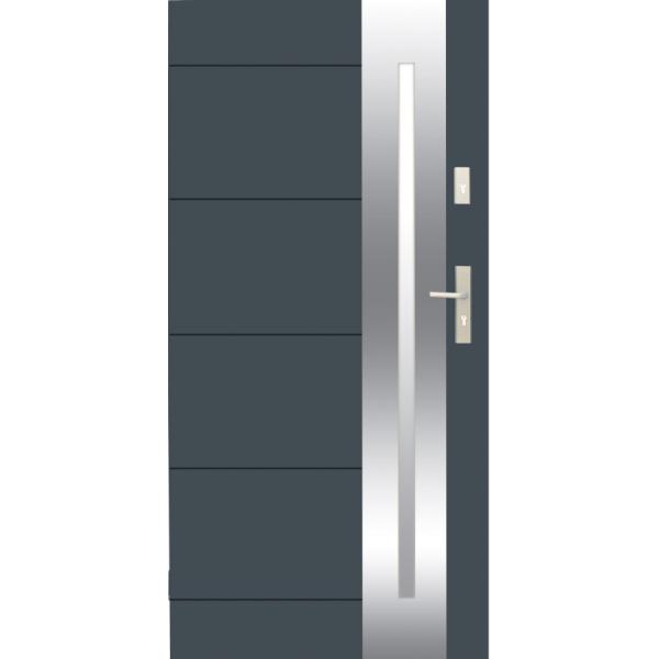 Drzwi zew. stalowe WIKĘD - WZÓR 26