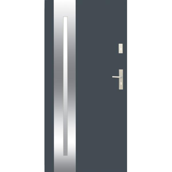 Drzwi zew. stalowe WIKĘD - WZÓR 26B