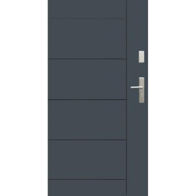 Drzwi zew. stalowe WIKĘD - WZÓR 26D