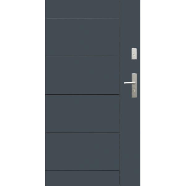Drzwi zew. stalowe WIKĘD - WZÓR 26D OD RĘKI