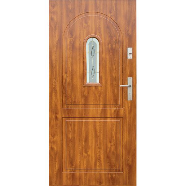 Drzwi zew. stalowe WIKĘD - WZÓR 3
