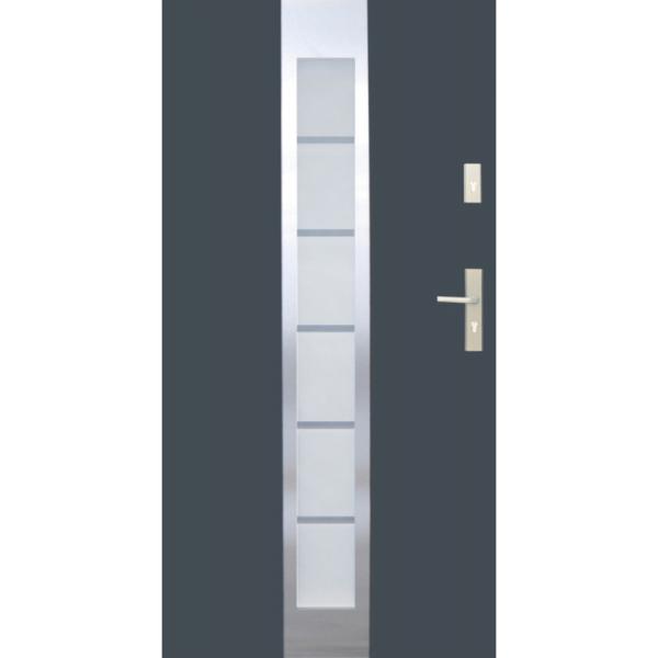 Drzwi zew. stalowe WIKĘD - WZÓR 30