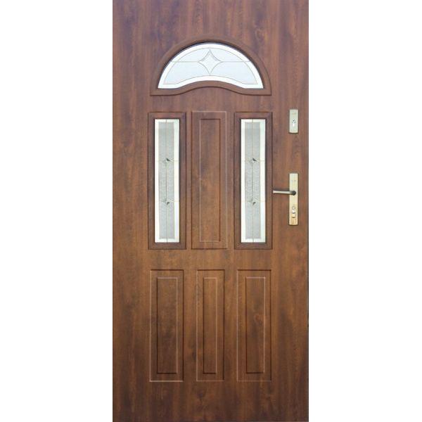 Drzwi zew. stalowe WIKĘD - WZÓR 34A