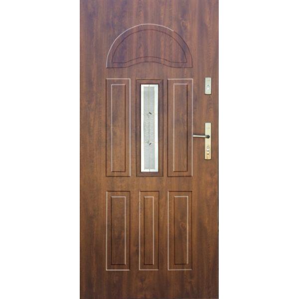 Drzwi zew. stalowe WIKĘD - WZÓR 34B