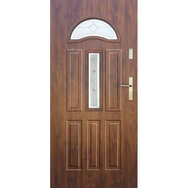 Drzwi zew. stalowe WIKĘD - WZÓR 34