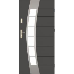 Drzwi zew. stalowe WIKĘD - WZÓR 38