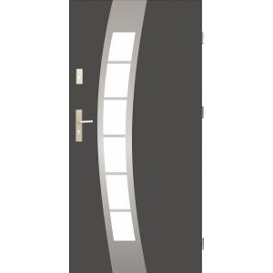 Drzwi zew. stalowe WIKĘD - WZÓR 38A
