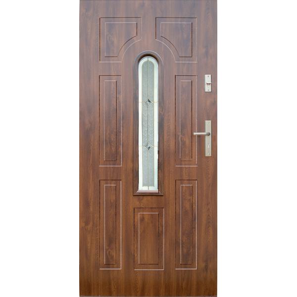 Drzwi zew. stalowe WIKĘD - WZÓR 5