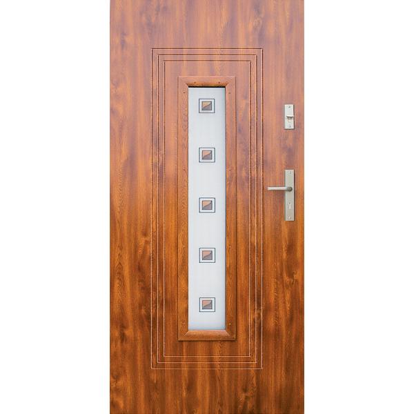 Drzwi zew. stalowe WIKĘD - WZÓR 6
