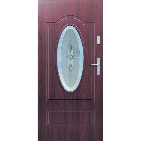 Drzwi zew. stalowe WIKĘD - WZÓR 8