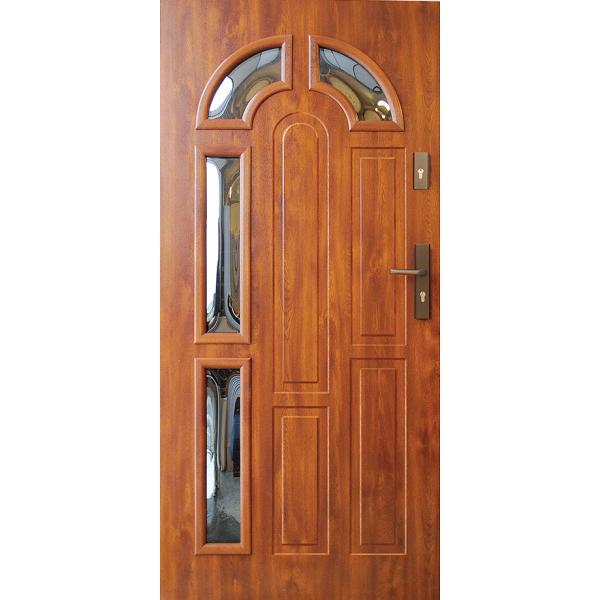 Drzwi zew. stalowe WIKĘD - WZÓR 9