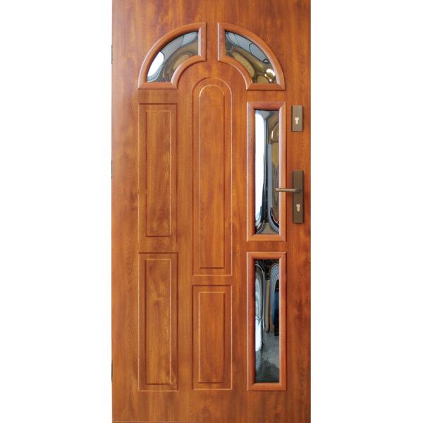 Drzwi zew. stalowe WIKĘD - WZÓR 9 A