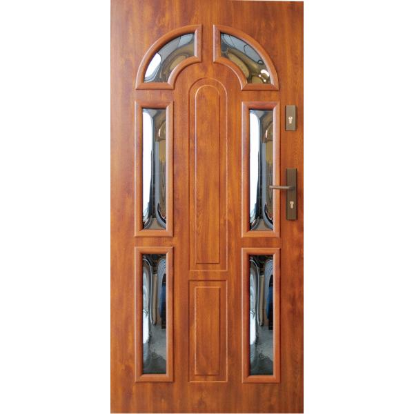 Drzwi zew. stalowe WIKĘD - WZÓR 9 B