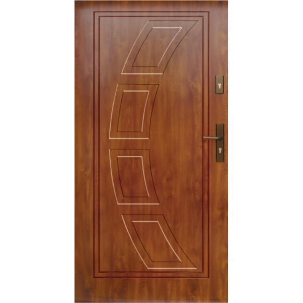 Drzwi zew. stalowe WIKĘD - WZÓR 11P