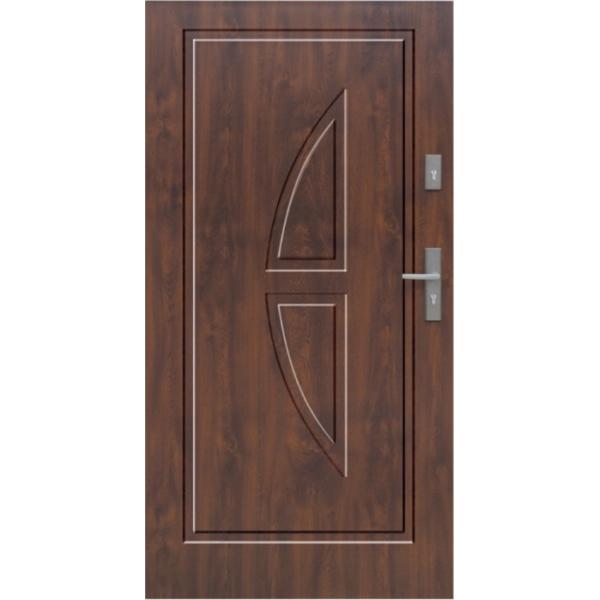 Drzwi zew. stalowe WIKĘD - WZÓR 15P