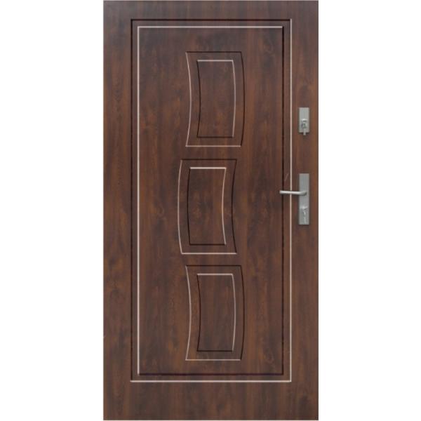 Drzwi zew. stalowe WIKĘD - WZÓR 16P