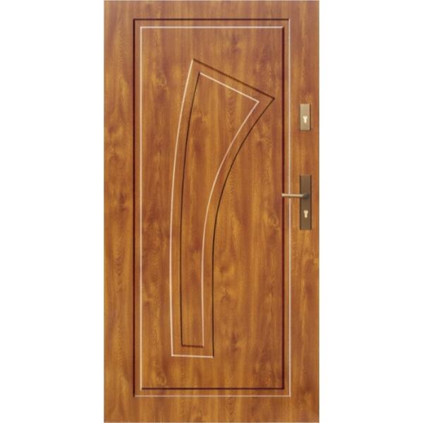 Drzwi zew. stalowe WIKĘD - WZÓR 17P
