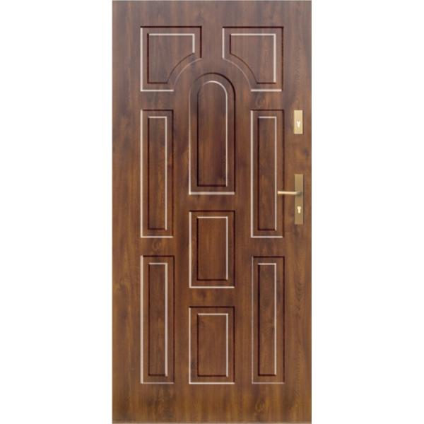 Drzwi zew. stalowe WIKĘD - WZÓR 2P