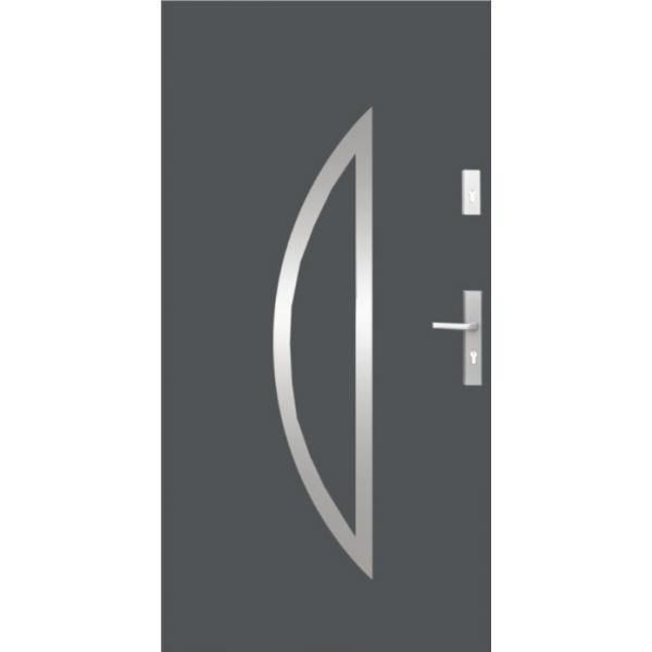 Drzwi zew. stalowe WIKĘD - WZÓR 22I