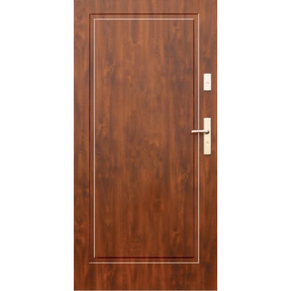 Drzwi zew. stalowe WIKĘD - WZÓR 27P