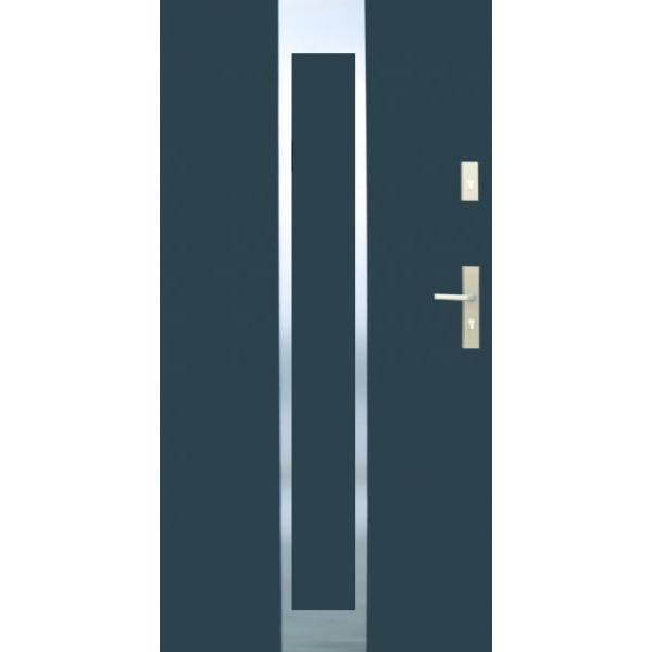 Drzwi zew. stalowe WIKĘD - WZÓR 30I