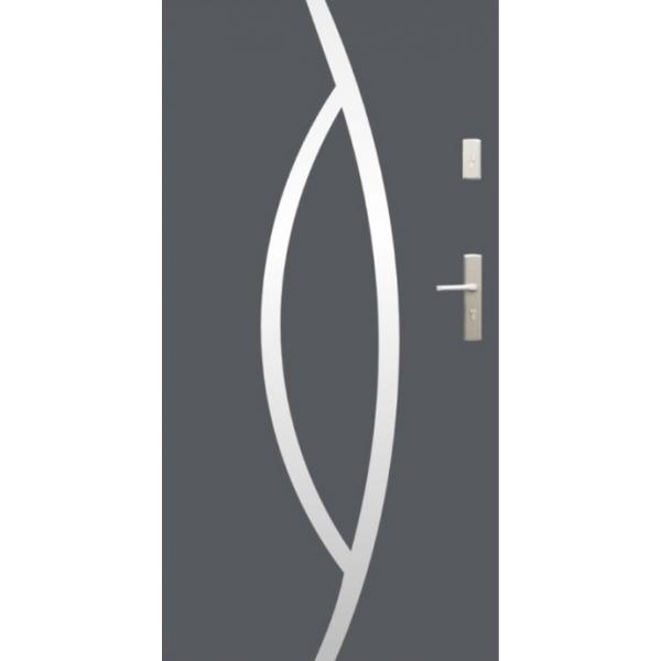 Drzwi zew. stalowe WIKĘD - WZÓR 31I