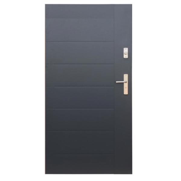 Drzwi zew. stalowe WIKĘD - WZÓR 42P