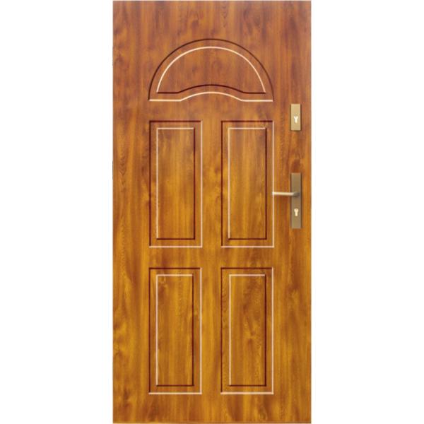 Drzwi zew. stalowe WIKĘD - WZÓR 4P