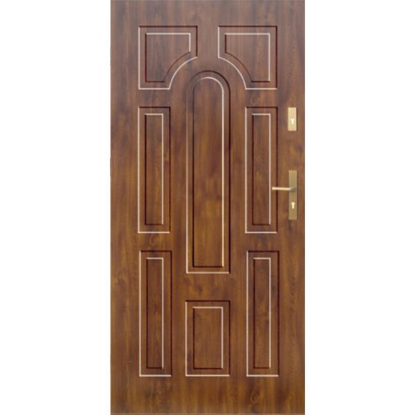 Drzwi zew. stalowe WIKĘD - WZÓR 5P
