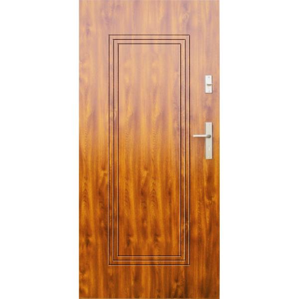 Drzwi zew. stalowe WIKĘD - WZÓR 6P