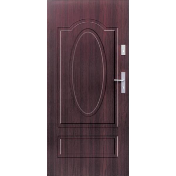 Drzwi zew. stalowe WIKĘD - WZÓR 8P