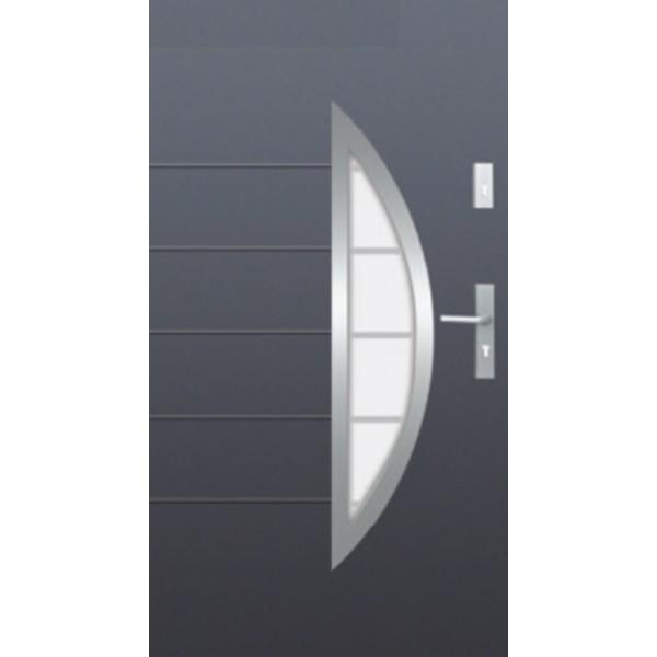 Drzwi zew. stalowe WIKĘD - WZÓR 22B