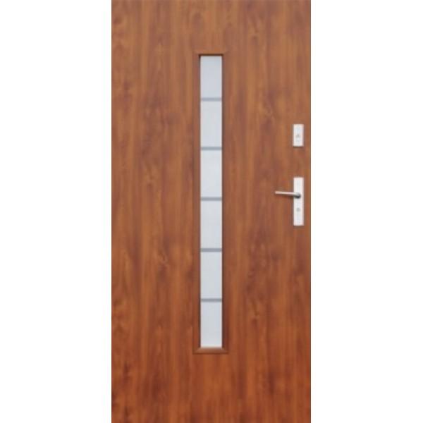 Drzwi zew. stalowe WIKĘD - WZÓR 29A