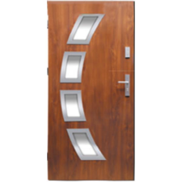 Drzwi zew. stalowe WIKĘD - WZÓR 21A