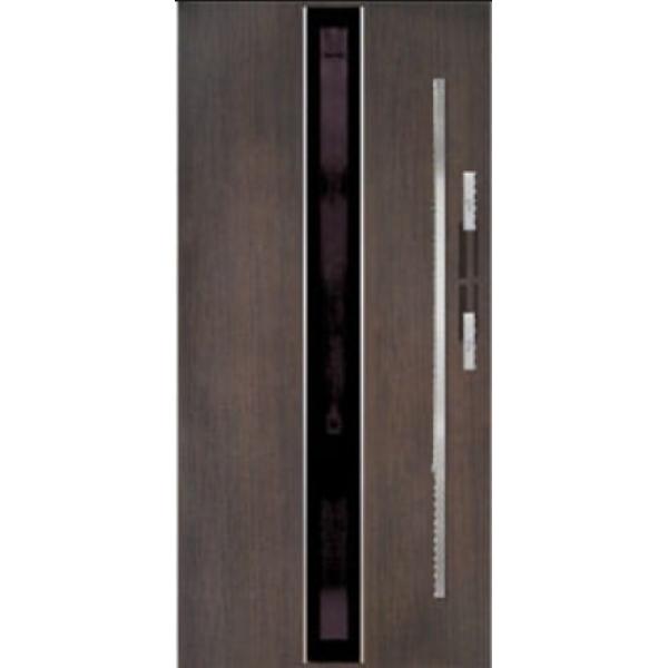 Drzwi zew. stalowe KMT PERFEKT 8-1