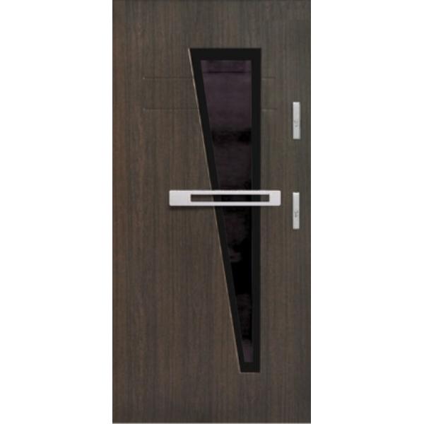 Drzwi zew. stalowe KMT PERFEKT 5