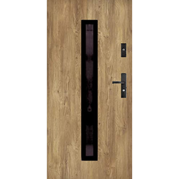 Drzwi zew. stalowe KMT PERFEKT 7